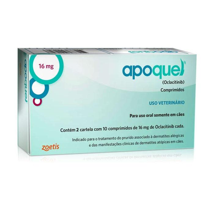 Apoquel 16 mg (Oclacitinib) - Zoetis